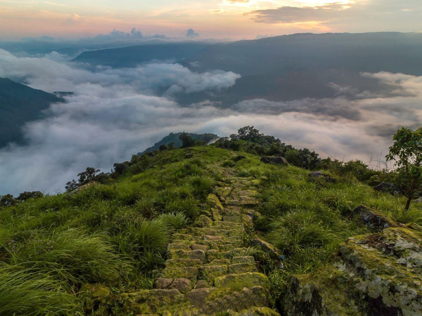 Valley in Sohra Photo Credit Wann Majaw