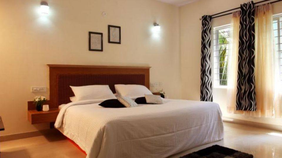 Radiant Resort Bangalore Bangalore Rooms at Radiant Resort near Bangalore