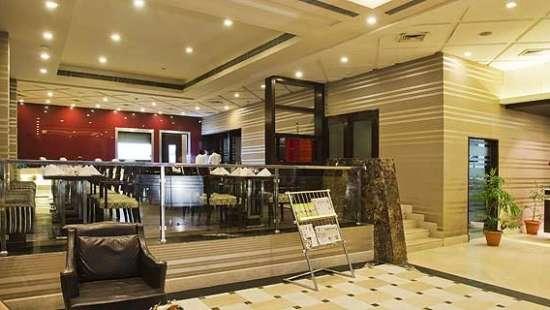 The Haveli Hari Ganga Hotel, Haridwar Haridwar Reception 1