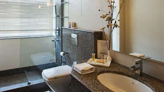 The Manor Bareilly Hotel  Bareilly Washroom 3 The Manor Bareilly Hotel