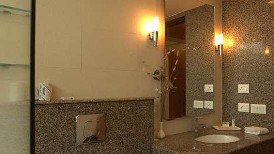 The Manor Bareilly Hotel  Bareilly Washroom The Manor Bareilly Hotel