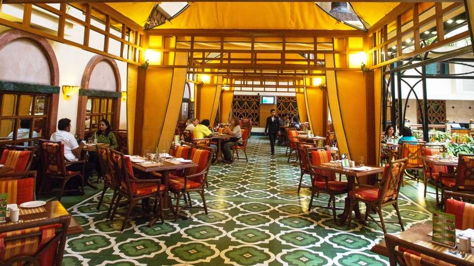 The Orchid - Five Star Ecotel Hotel Mumbai Restaurant Boulevard The Orchid Hotel Mumbai