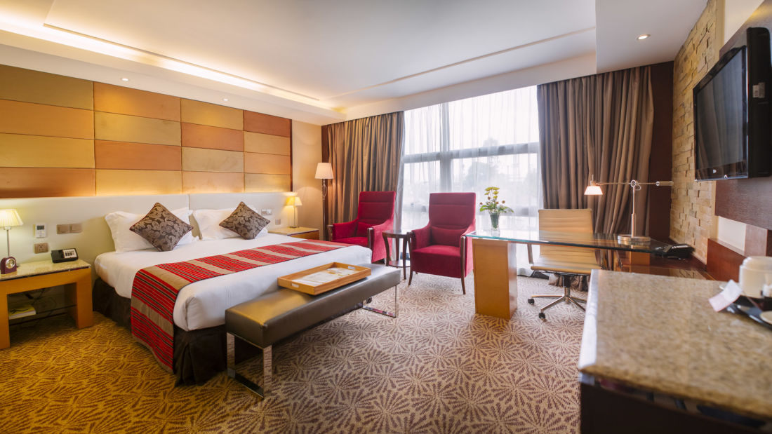 Superior Double Rooms  in Nairobi