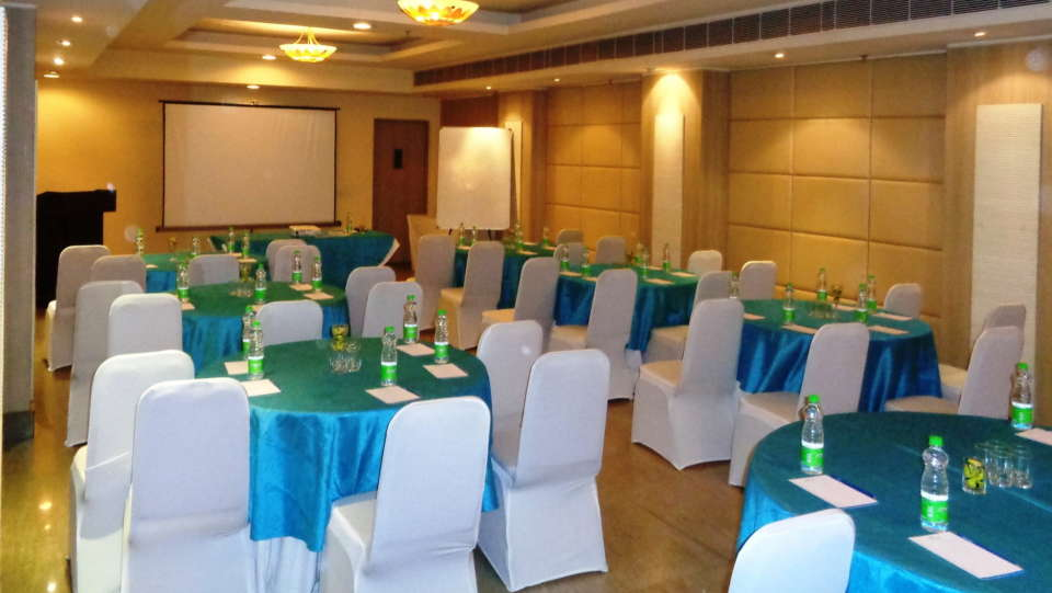 Banquet Hall at Hotel Sarovar Portico Naraina New Delhi 1