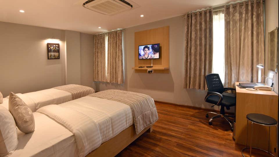 Rooms at The Prem Beacon Hotel Jodhpur 4