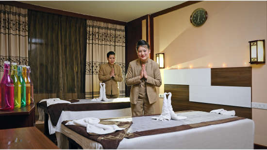 Spa Summit Golden Crescent Resort and Spa