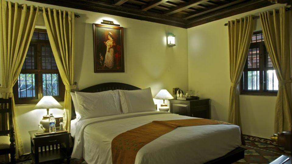 Superior Room Vasundhara Sarovar Premiere Vayalar