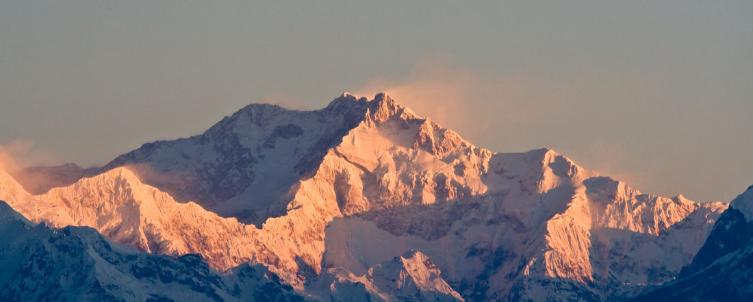 Kanchenjunga India