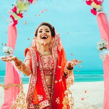 Beach Wedding - Website 1388x768
