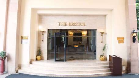 Complimentay Wi-Fi, The Bristol Hotel, Gurgaon, 5-Star Hotel In Gurgaon 6305