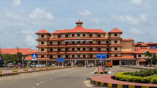 Cochin International airport Hotel Flamingo Inn Trivandrum
