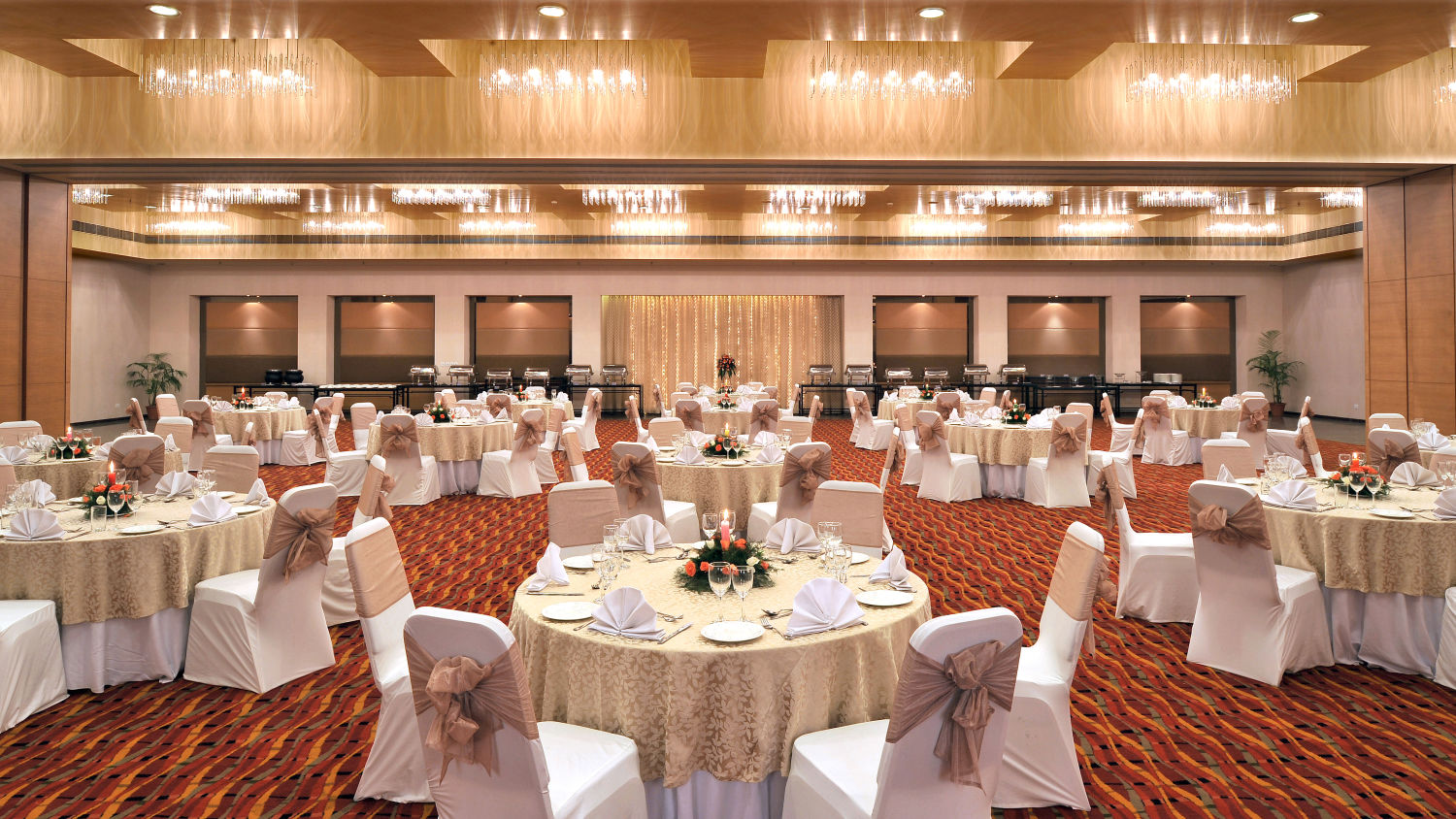 Banquets at Hometel Chandigarh, banquet halls in chandigarh   2