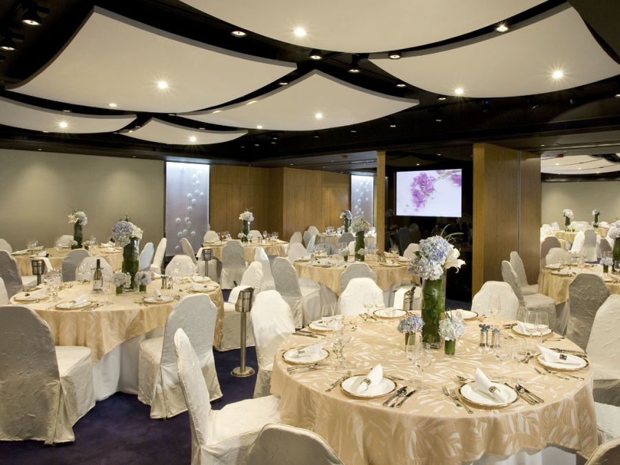 Banquet set up - Novotel Century Hong Kong Hotel