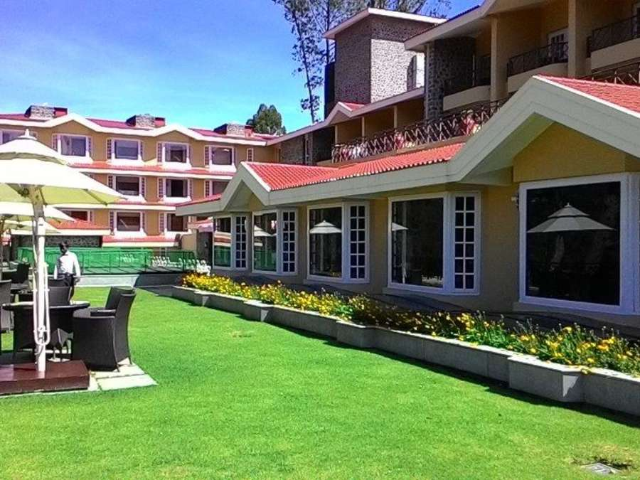alt-text The Lawns, The Carlton 5 Star Hotel, Kodaikanal luxury hotels 3