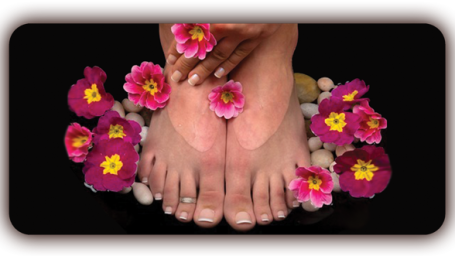 The Naini Retreat Nainital Pedicure