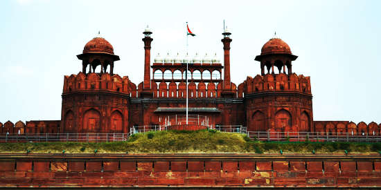 Red fort front view Rockland  Hotel Hotel in Delhi