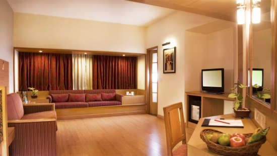 VITS Luxury Business Hotel, Aurangabad Aurangabad Suite 2 at VITS Luxury Business Hotel Aurangabad