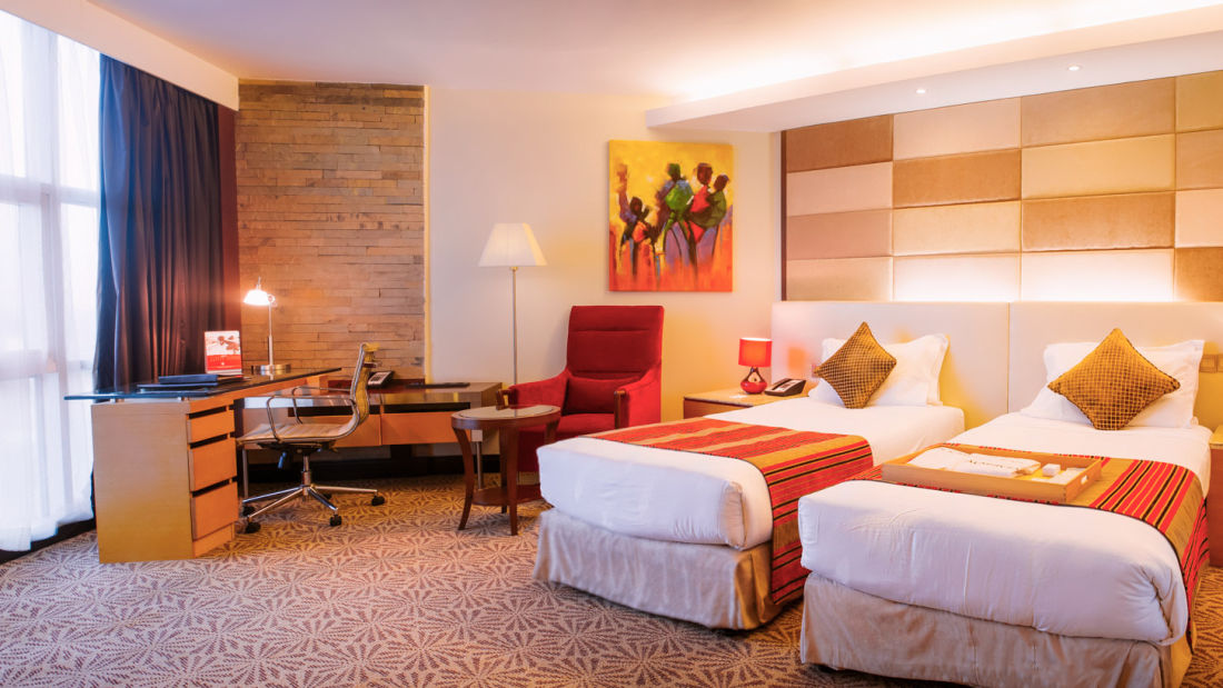 Superior twin Rooms  in Nairobi