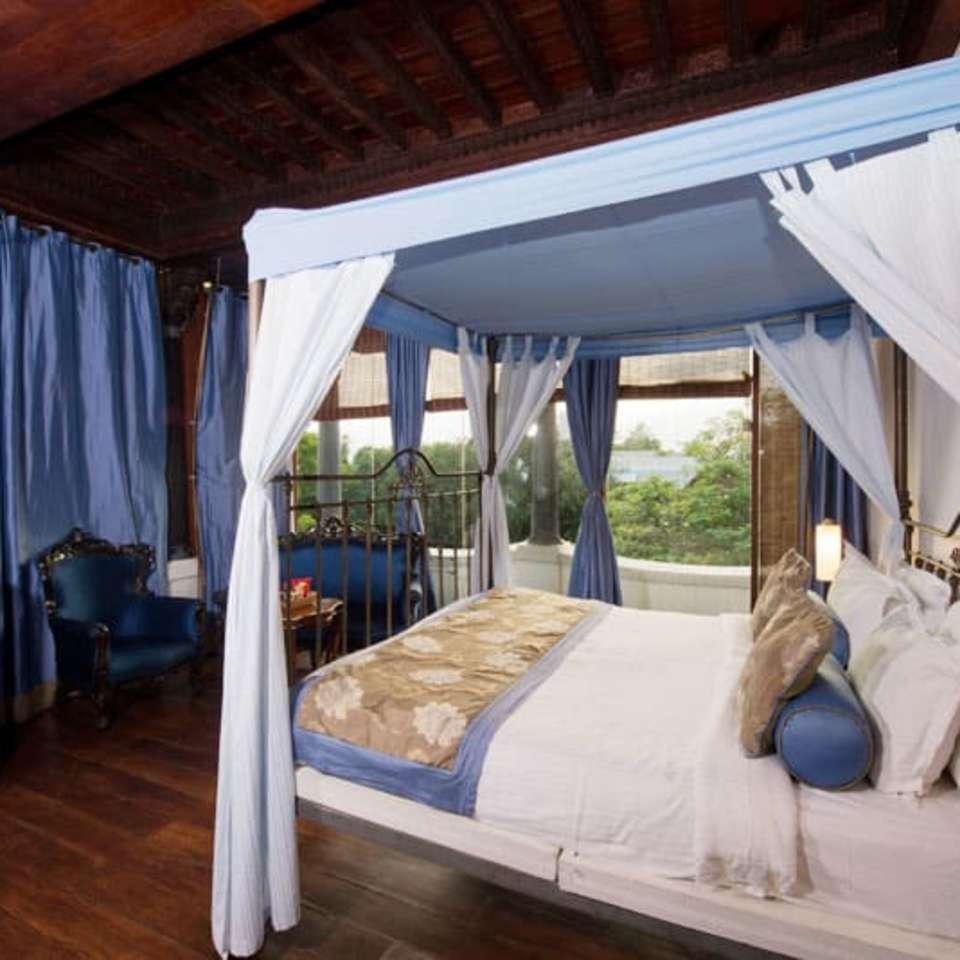 penthouse Room at Le Dupleix Pondicherry 2