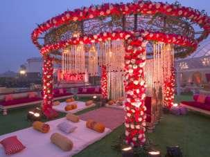 Udyan Banquet Hall 2 Udman Hotels Resorts - Mahipalpur New Delhi Hotel near Paharganj