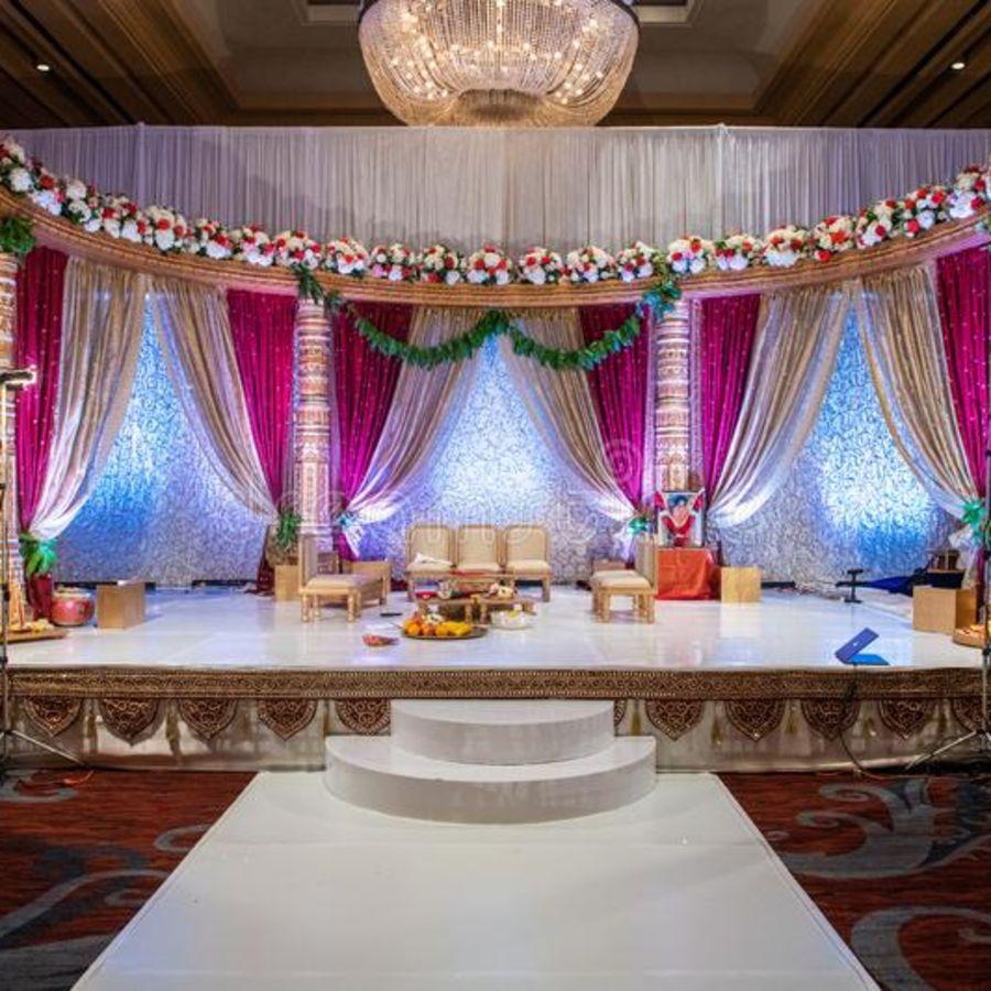 indian-wedding-mandap-flowers-decor-image-ceremony-125702821