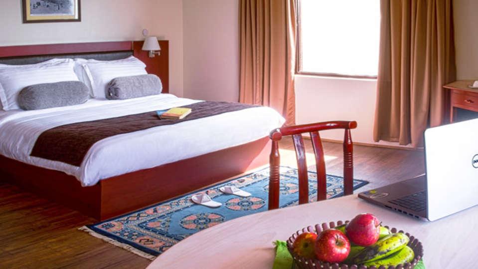 IDA Dechen Villa Hotel, Gangtok Gangtok executive suite rooms IDA Dechen Villa hotel Gangtok Sikkim