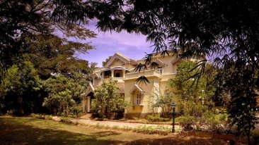 Neemrana Hotels  Villa Pottipati - 19th C Bangalore Hotels