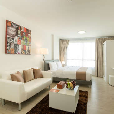 First Choice Suites Group  Studio Rooms First Choice Suites By The Sea Hua Hin Thailand Hua Hin Service Apartments