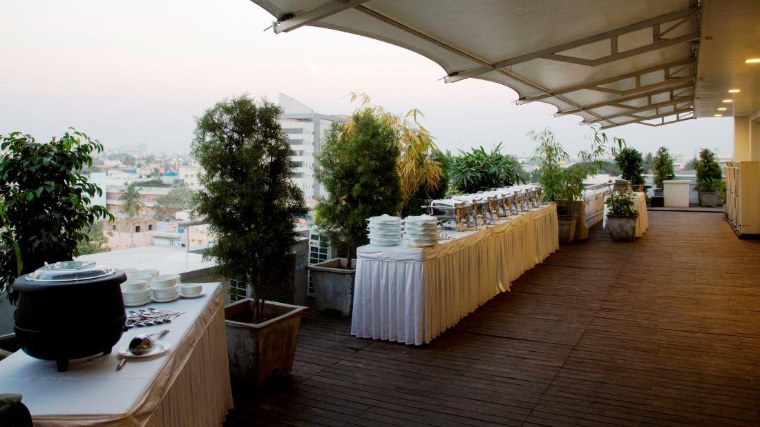 Springs Hotel & Spa, Bangalore Bengaluru MG Fine Dining Springs Hotel Spa