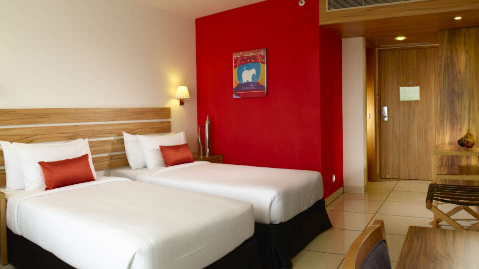 Deluxe Rooms at Wonderla Resort Bangalore