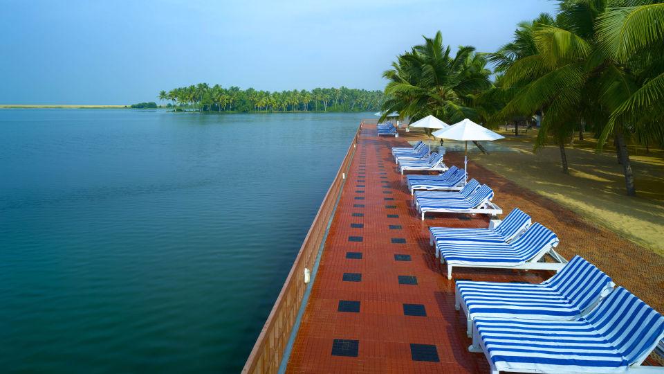 Estuary Deck side