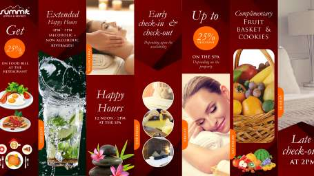 Offers of the Week Summit Hotels Resorts largest Himalayan hospitality brand