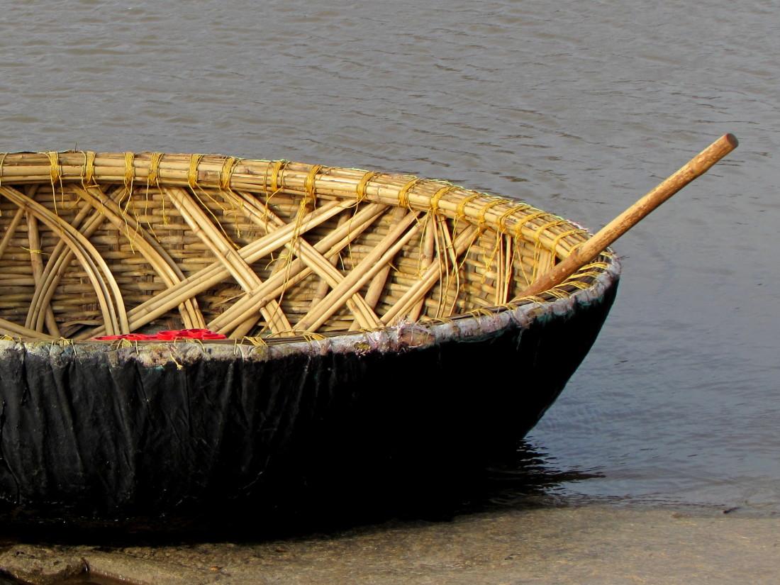 Coracle Ride in Kabini, Boat Riding in Kabini, The Serai Kabini, Resorts in Kabini
