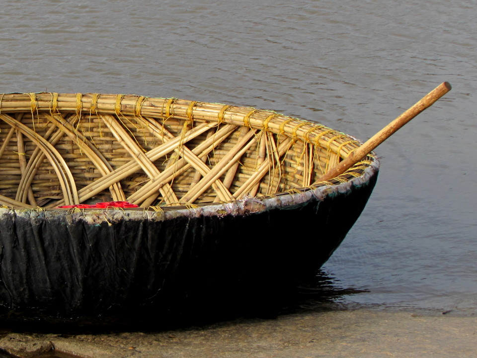 Coracle Ride in Kabini, Boat Riding in Kabini, The Serai Kabini, Resorts in Kabini
