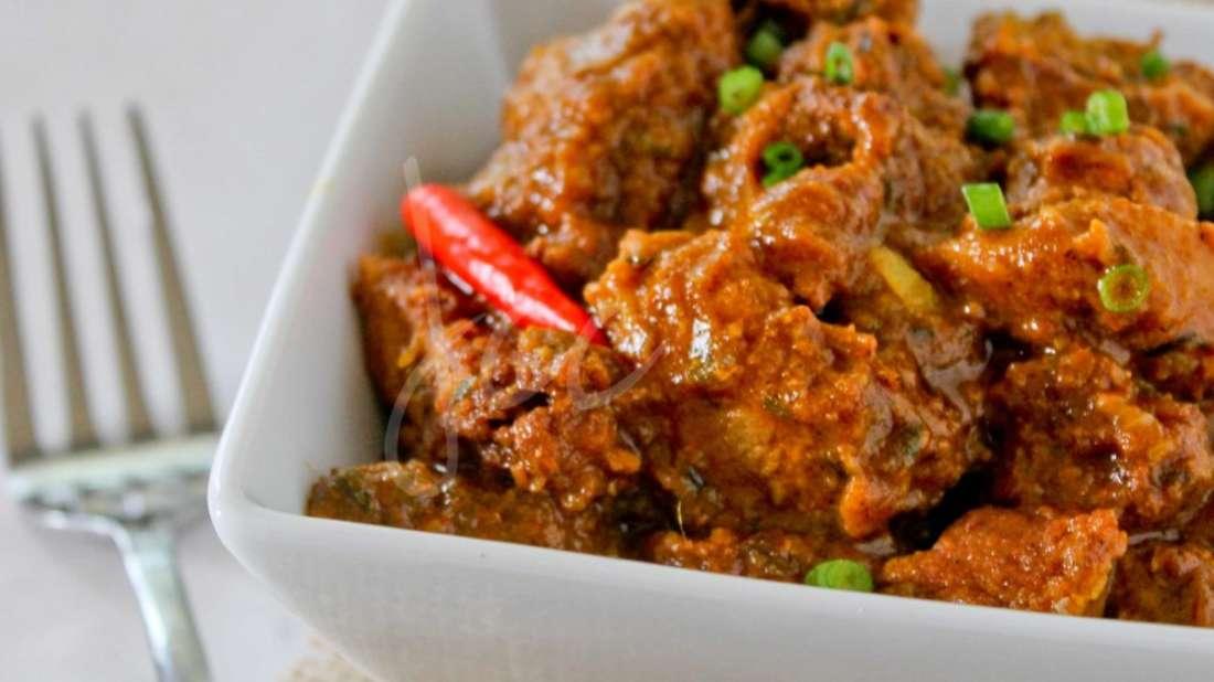 Pork Curry Coorg