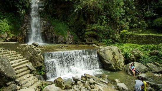 Ban Jhakri Waterfall The Royal Plaza Hotel Gangtok