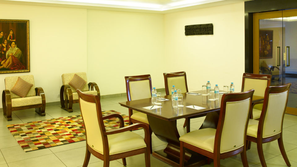 Gulmohar Banquet Hall at Wonderla Resort Bengaluru