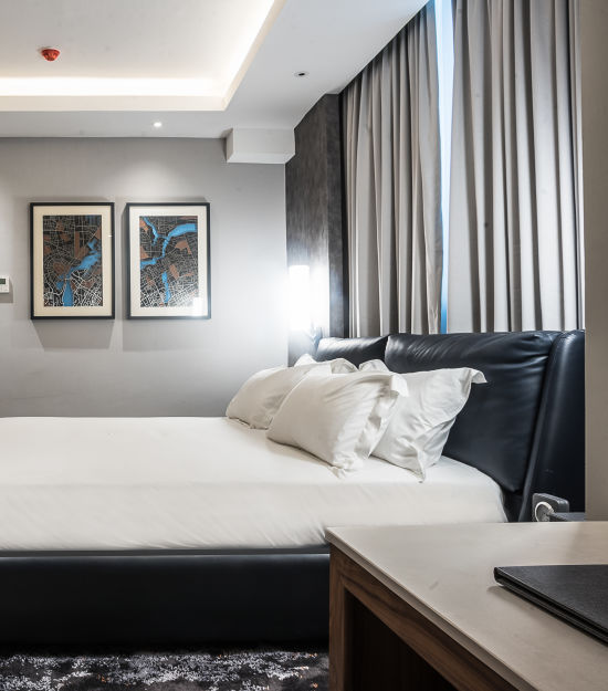 Rooms at Best Western Plus Westlands, Hotel Rooms in Nairobi, Penthouse 3
