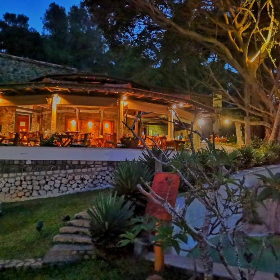 alt-text Restaurants in Kovalam, Niraamaya Retreats Surya Samudra, Resorts in Kovalam 5