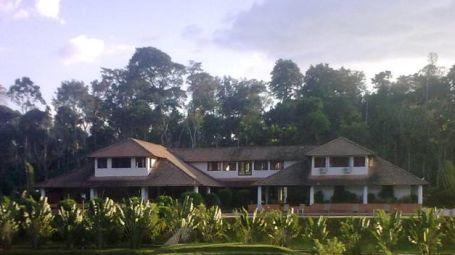Kadkani Riverside Resorts, Coorg Coorg Facade Kadkani River Resort Coorg