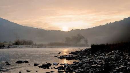 Nature - The Hideaway River Lodge - Corbett Resort in jim corbett national park