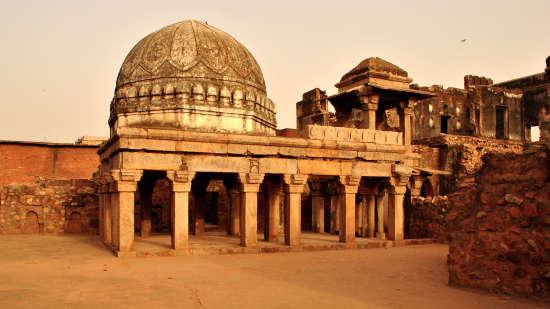 Zafar Mahal New Delhi