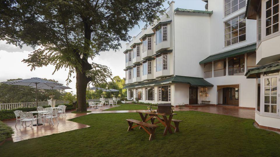 Facade 6, Bara Bungalow, Kasauli, Kasauli Resort