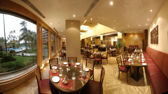 Tangerine 24 Hour Coffee Shop in Madh Island at The Retreat Hotel and Convention Centre Madh Island Mumbai