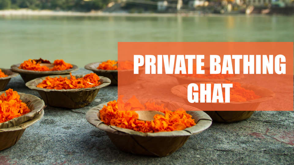 Ganga Lahari Hotel, Haridwar Haridwar Private Bathing Ghat