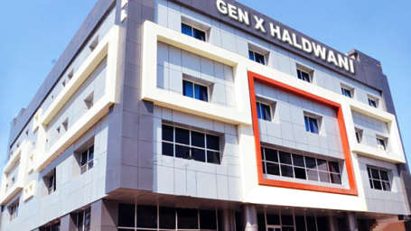 GenX Hotels India  Genx Haldwani 2