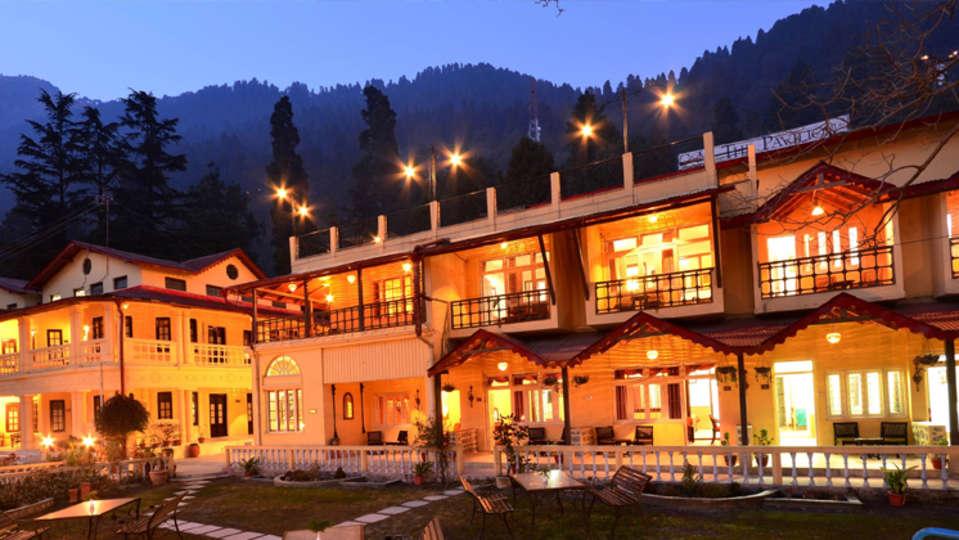The Pavilion Hotel, Nainital Nainital Facade The Pavilion Hotel Nainital