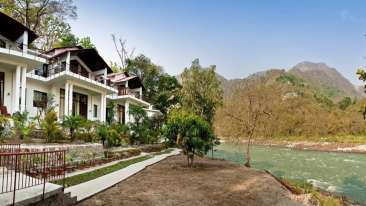 The Glasshouse of The Ganges, Rishikesh  The Glasshouse on The Ganges Rishikesh 36