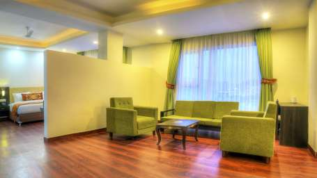 Suite at Summit Denzong Hotel Spa Gangtok 3