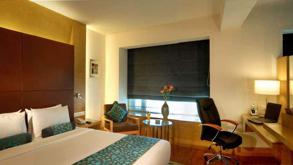 Executive Suites Grand Sarovar Premiere Mumbai 2